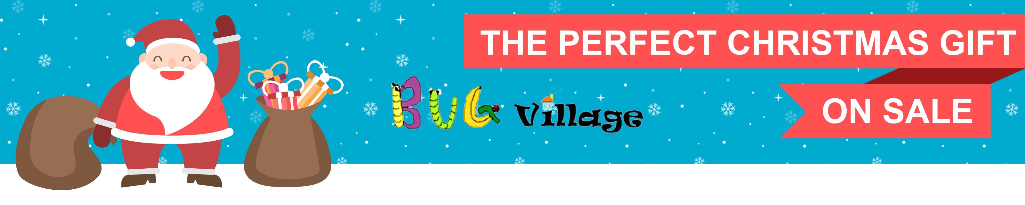 bugvillage logo