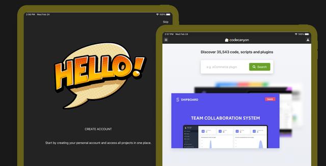 Neo-Web - iOS Web2App - 2