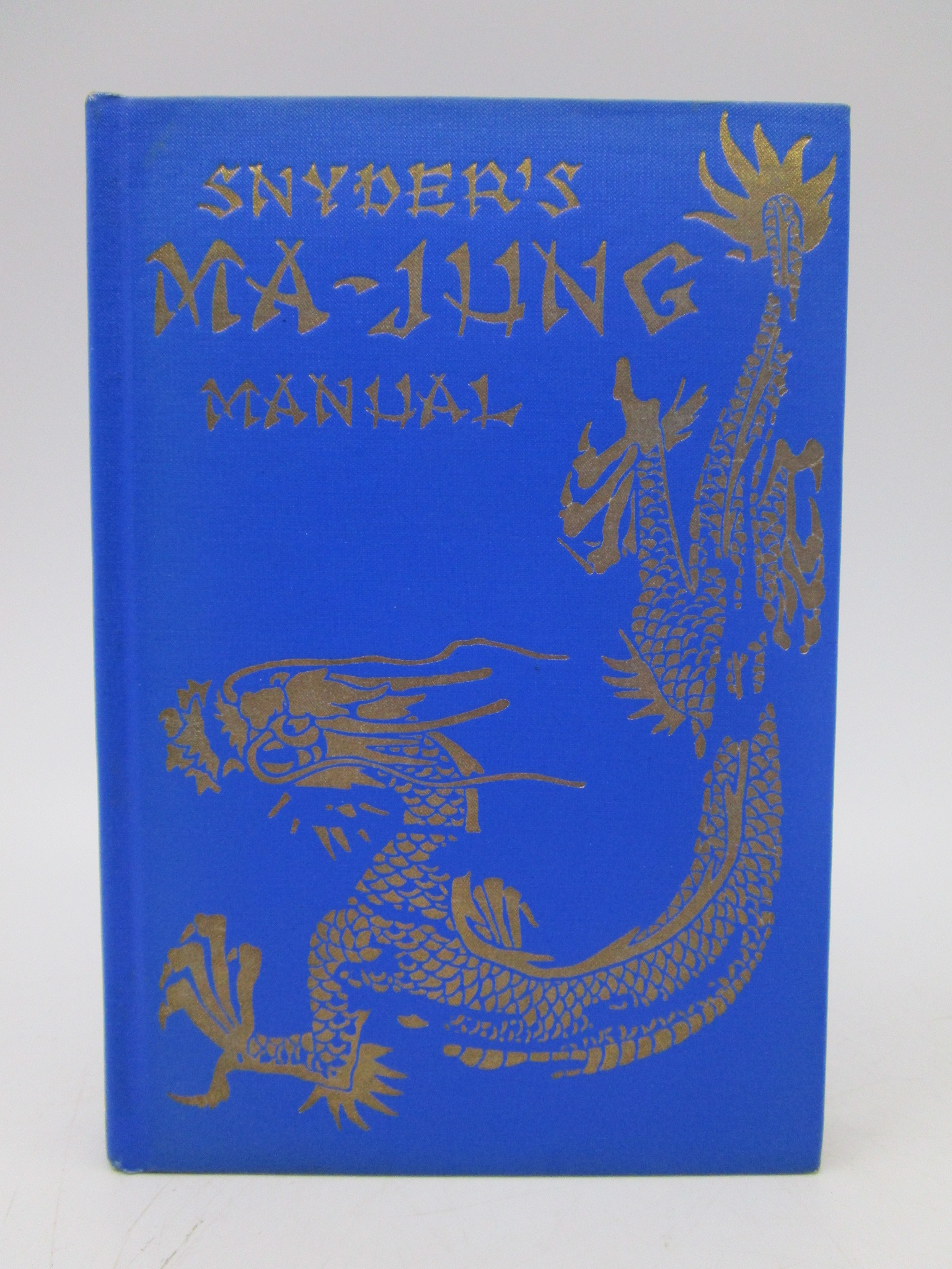 Image for Snyder Henry M Edited By Robert Foster Introduction By Ezra H Fitch (First Edition)
