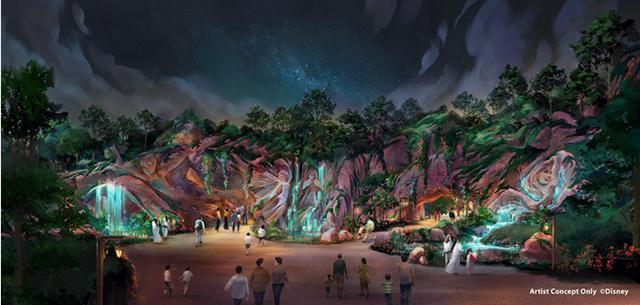 "[Tokyo DisneySea] Fantasy Springs : nouveau Port ""Reine des Neiges/Raiponce/Peter Pan"" (2022) - Page 5 FS3"