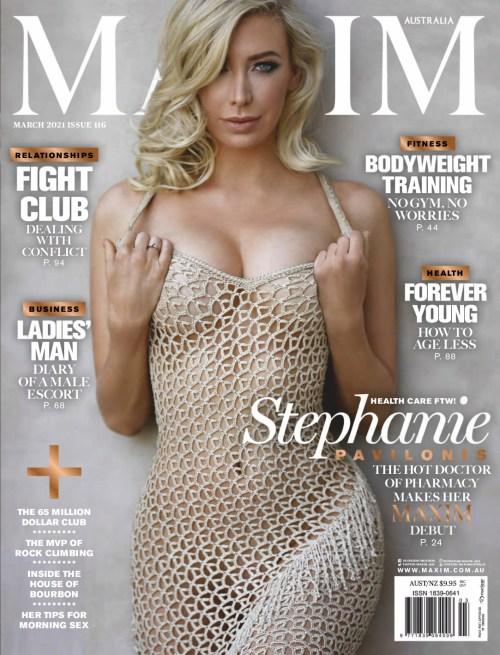 [Imagen: Maxim-Australia-March-2021.jpg]