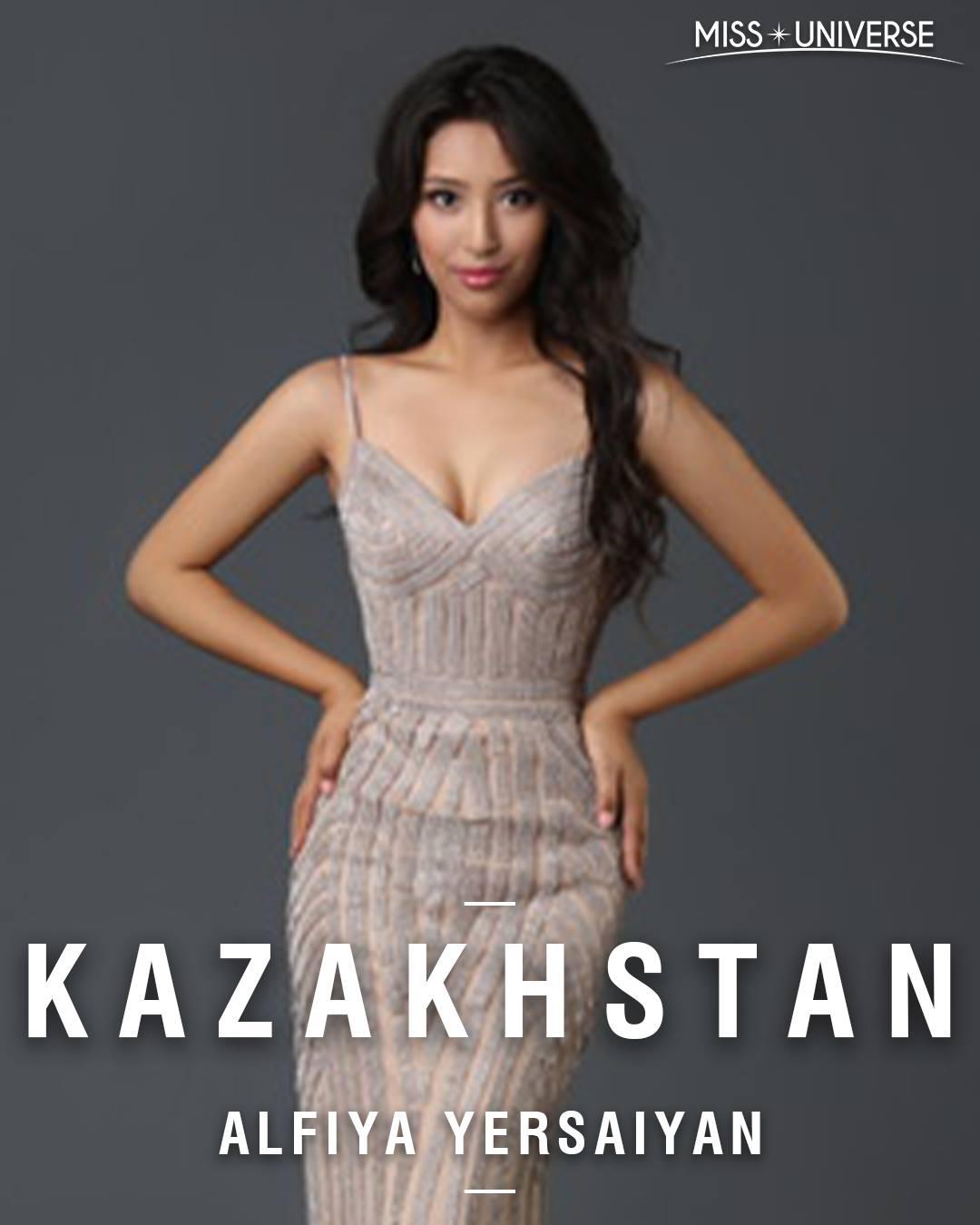 Alfïya Ersayın (KAZAKHSTAN 2019) 16