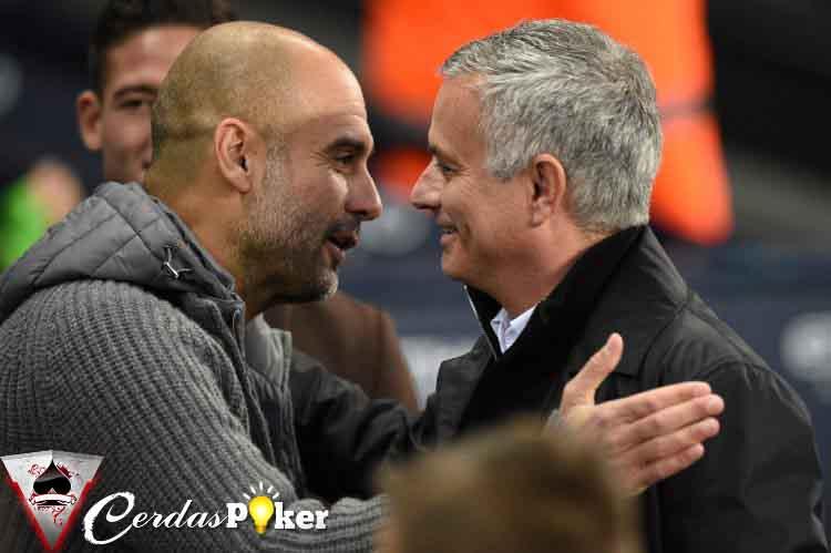 Duel Lawan Guardiola, Pembuktian Mourinho Sebagai The Experienced One