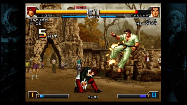 Steam遊戲《KOF 2002 UM》 今日起可使用回滾型網路代碼進行連線對戰! 同時開始最高折80%優惠的「KOF促銷活動」 4