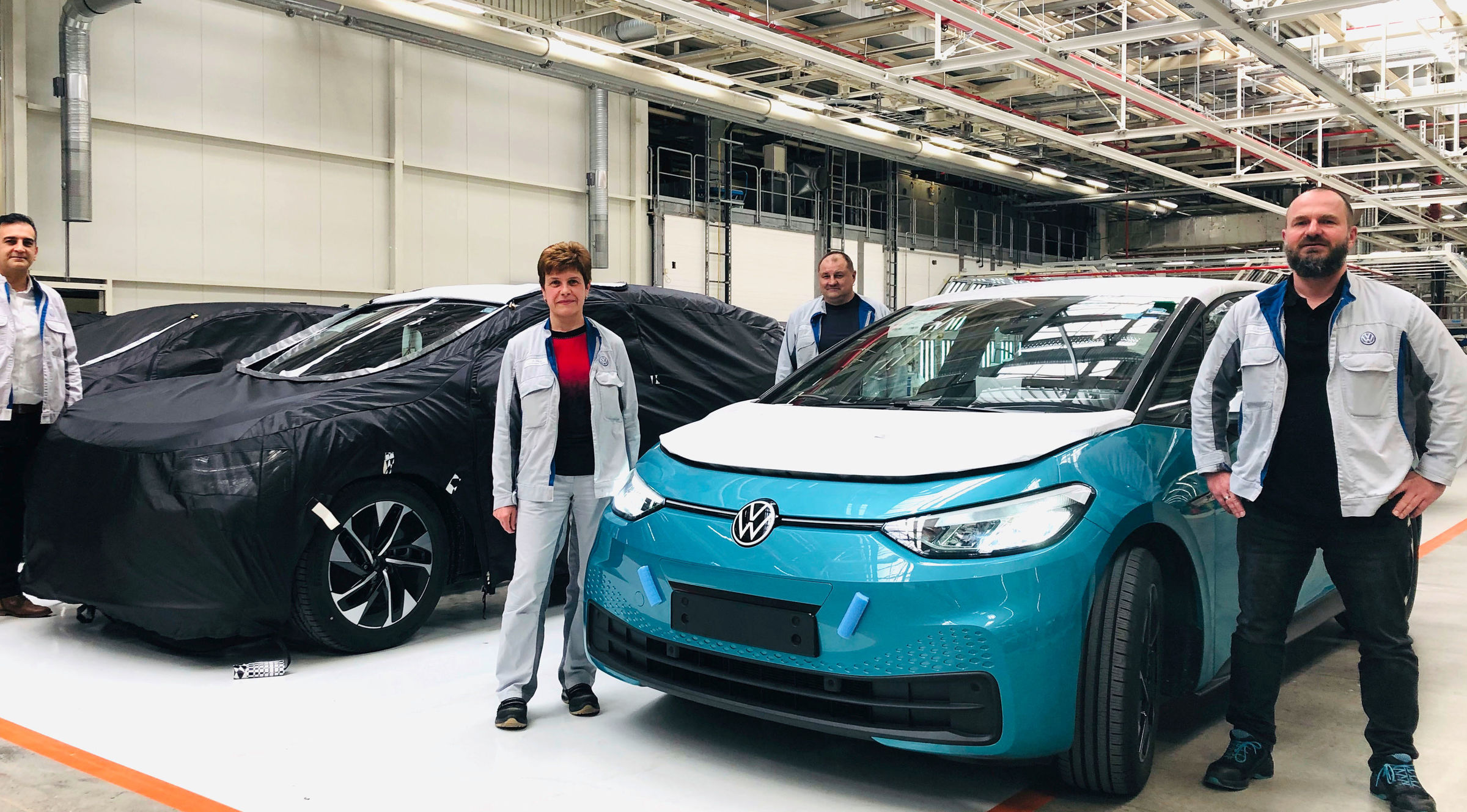 2020 Volkswagen ID.4 13
