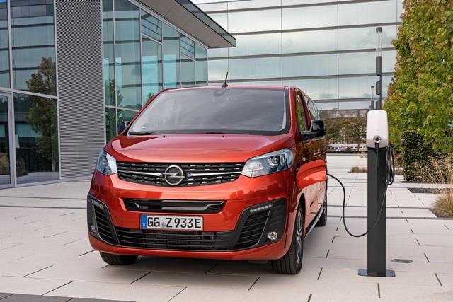 De l'électricité dans l'air : l'Opel Zafira-e Life tout électrique en vente à partir de 51 500 euros bonus environnemental déduit Opel-Zafira-e-512833