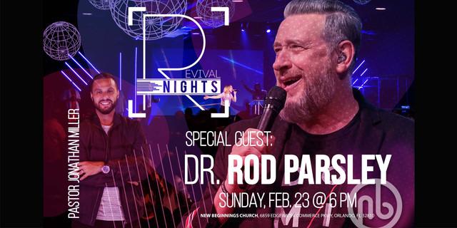 Dr. Rod Parsley