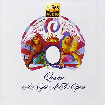 Queen - A Night At The Opera (2015) FLAC  [ 24 Bit Hi-Res]