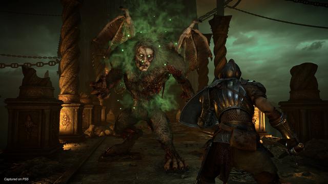 SIE公開了一組PS5《惡魔之魂 重製版》的最新遊戲截圖,本作確認將支援原生4K+30幀與動態4K+60幀兩種模式,還將添加拍照模式。 Image