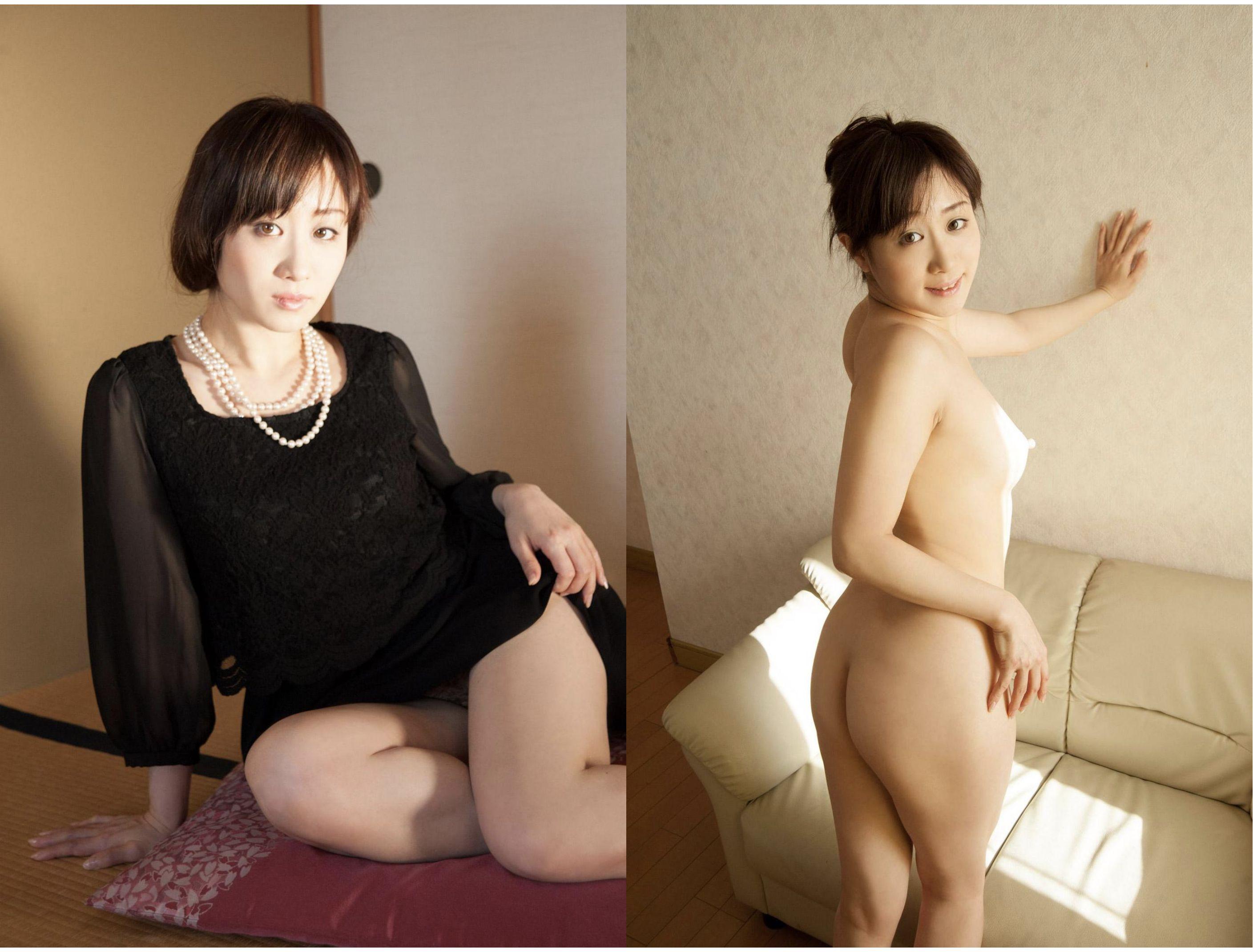 熟女白書 川上ゆう写真集 photo 012
