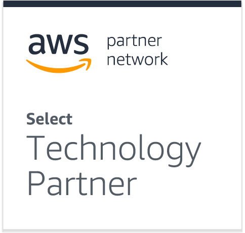 AWS Select Technology Partner Badge