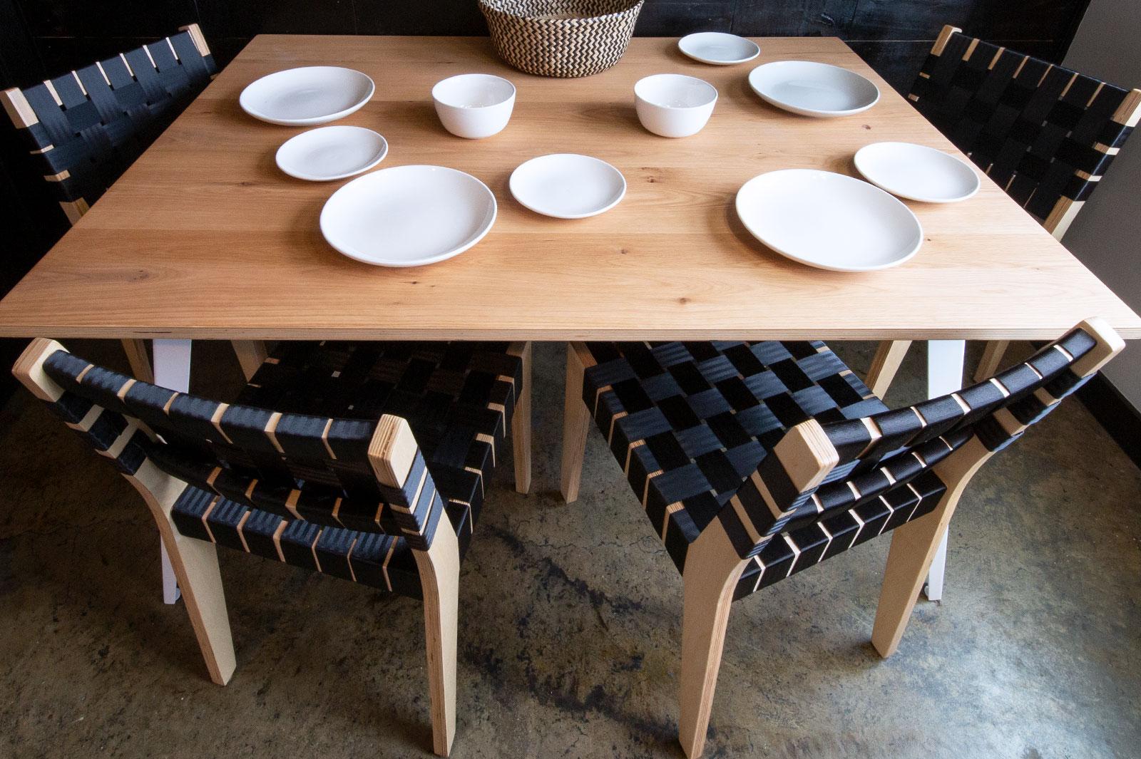 New Latitude Tables