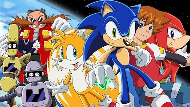 Netflix Has Revealed That They Will Be Adding The Sonic X Anime Series In December