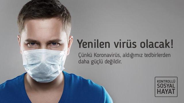 Koronavirüs Covid 19 Tarihte son bulmamış salgın yoktur