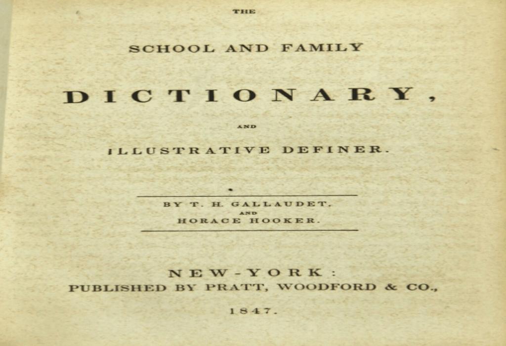 Family Dictionary