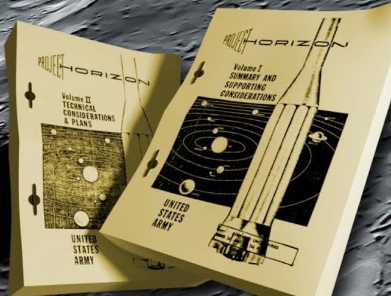 Progetto Horizon: gli USA hanno già una base lunare segreta?