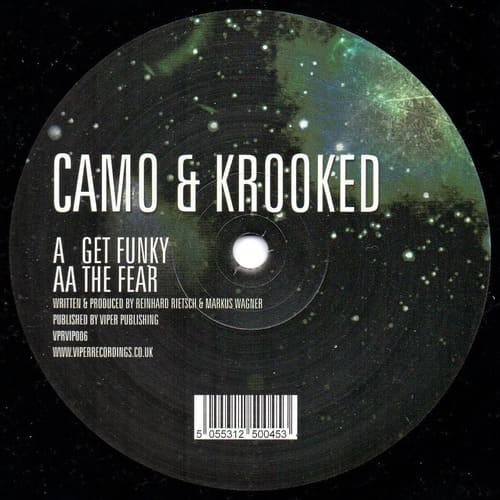 Download Camo & Krooked - Get Funky / The Fear mp3