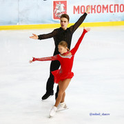 Анастасия Мухортова и Дмитрий Евгеньев / Anastasia Mukhortova and Dmitry Evgeniev