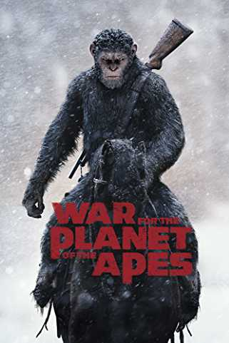 War for the Planet of the Apes 2017 Download English 480p 720p