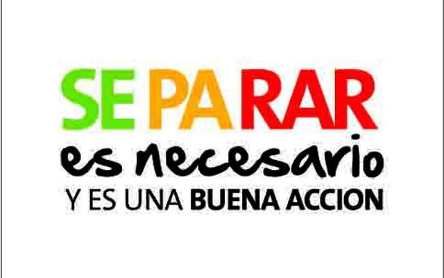 El viernes 8 de noviembre no habrá servicio de recolección de residuos en Urdinarrain