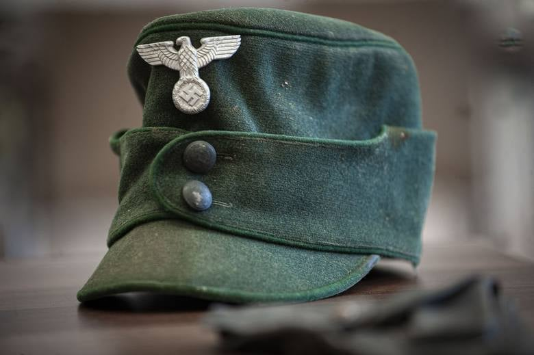 Wehrmacht officer's uniform
