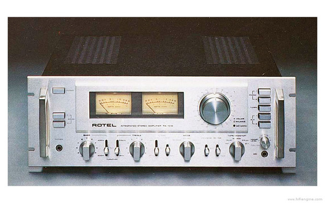 rotel-ra-1312-front-panel