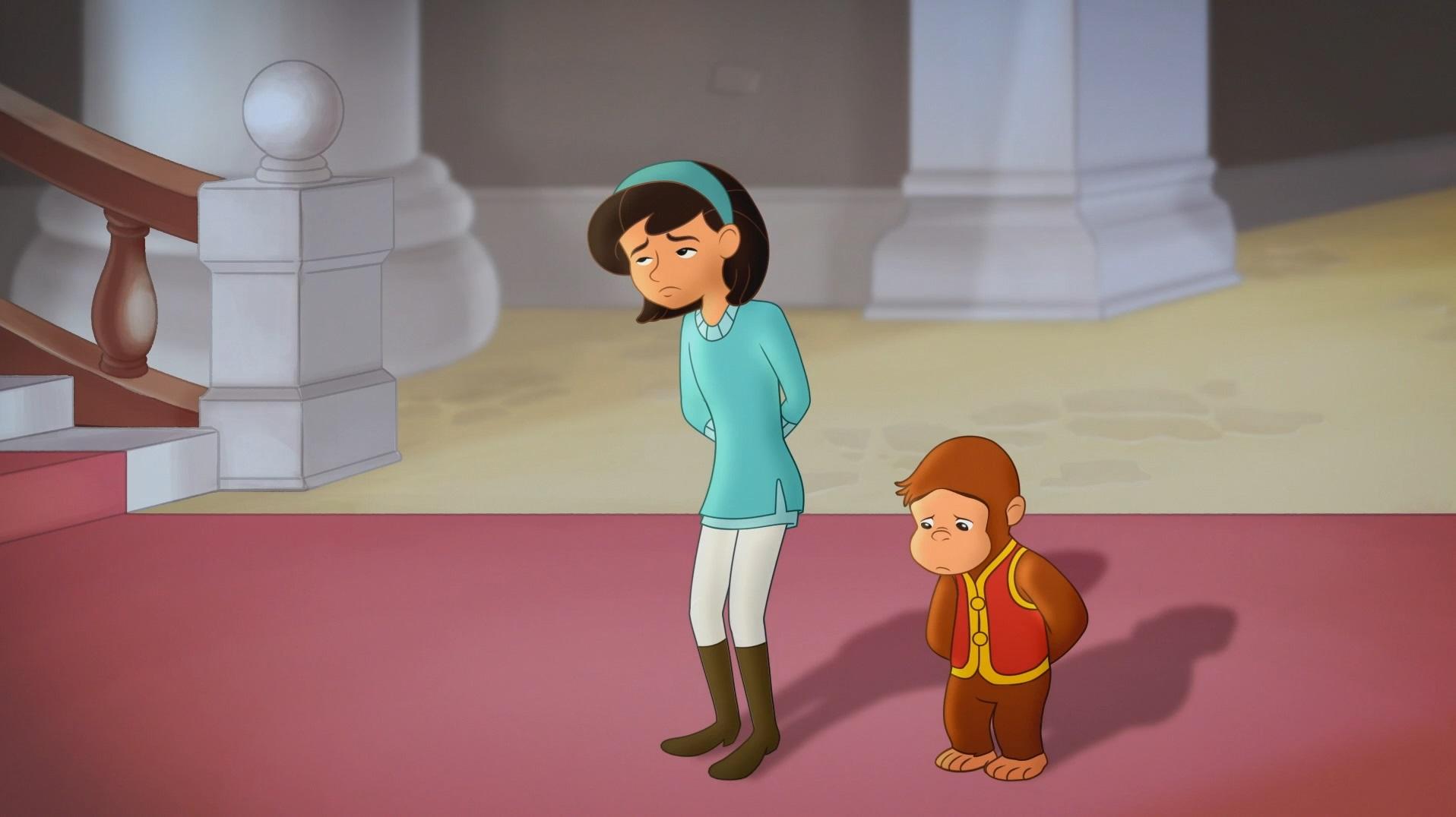 Meraklı Maymun Sarayda | Curious George: Royal Monkey | 2019 | WEB-DL | XviD | Türkçe Dublaj | m720p - m1080p | WEB-DL | Dual | TR-EN | Tek Link