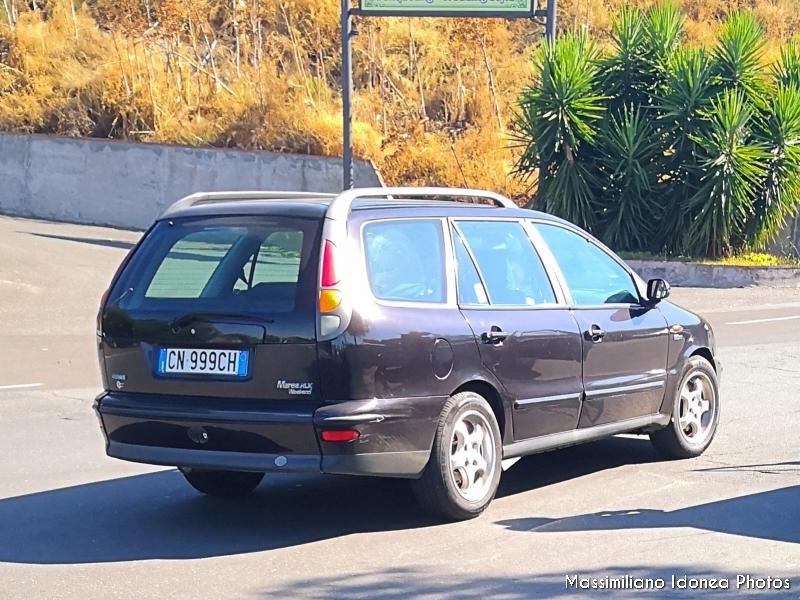 avvistamenti auto storiche - Pagina 9 Fiat-Marea-Weekend-155-20-V-2-0-154cv-CN999-CH-1226-500-27-9-2019-2