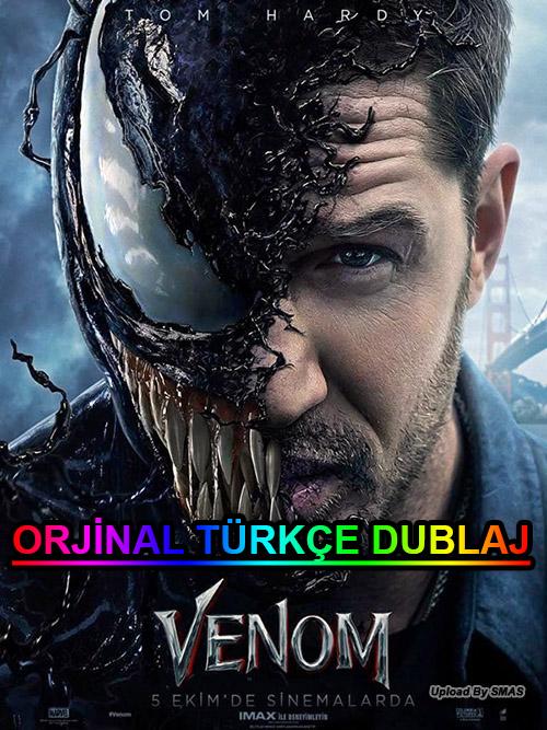 Venom: Zehirli Öfke | Venom | 2018 | BDRip | XviD | Türkçe Dublaj | m720p - m1080p | BluRay | Dual | TR-EN | Tek Link