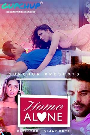 18+Home Alone (2020) S01EP01 Hindi Gupchup Web Series 720p HDRip 150MB Download