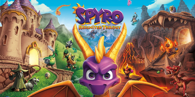 Spyro Reignited Trilogy (2019)