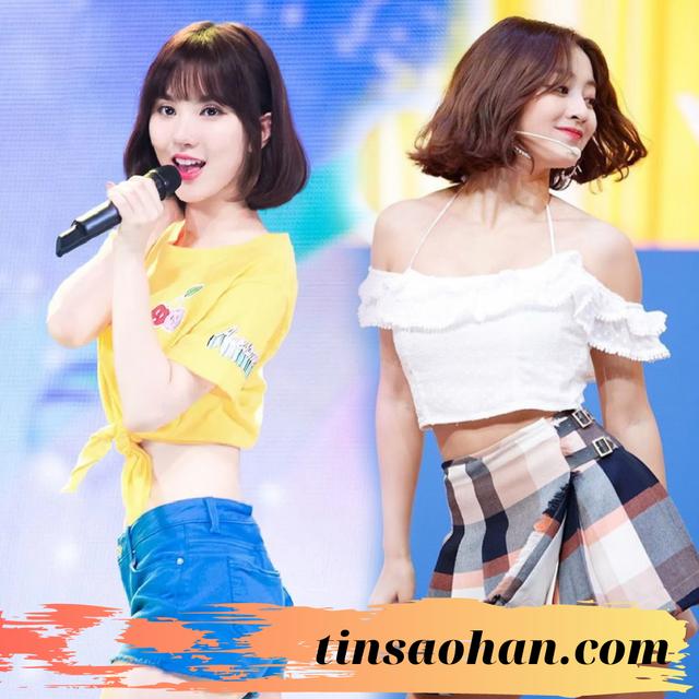 8 sao Hàn tóc ngắn dễ thương, xinh đẹp nhất Kpop