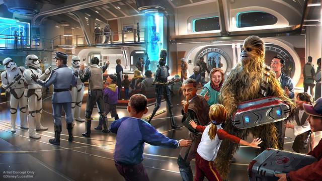 [Walt Disney World] Star Wars: Galactic Starcruiser (2021)  - Page 6 Zzzzzzz1