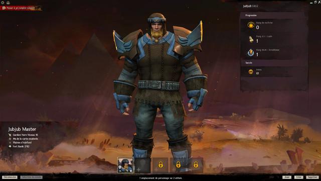 Capture d'écran - Guild Wars 2