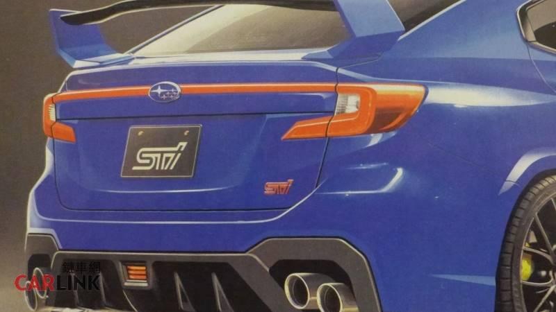 2021 Subaru WRX STI 6