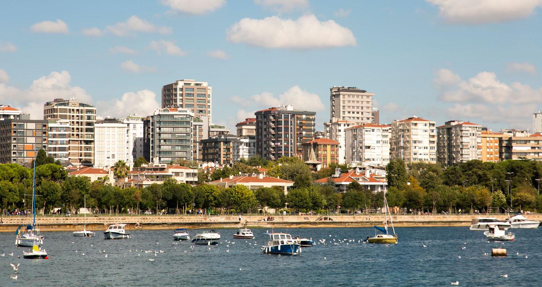 عقارات في تركيا للبيع في منطقة كاديكوي