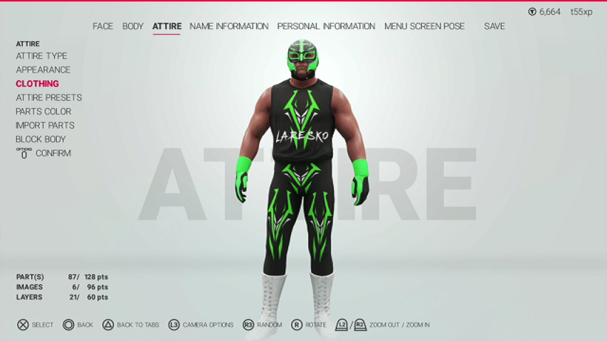Some of the names of EWTW - PS4 - CAWs ws Forum