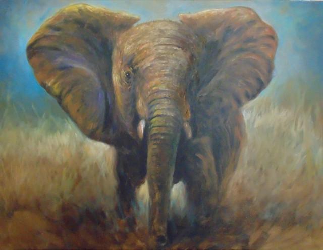 8-Elefante-tecnica-Mixta