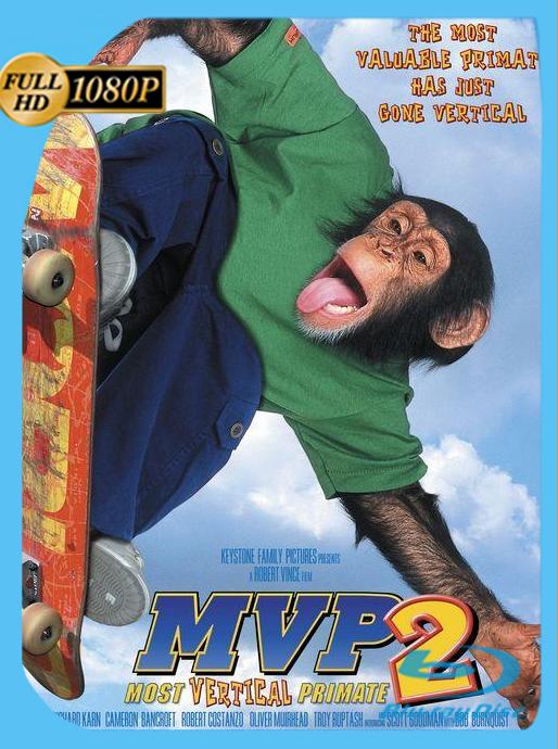 MVP 2: Most Vertical Primate (2001) AMZN WEB-DL [1080p] Latino [GoogleDrive] [zgnrips]