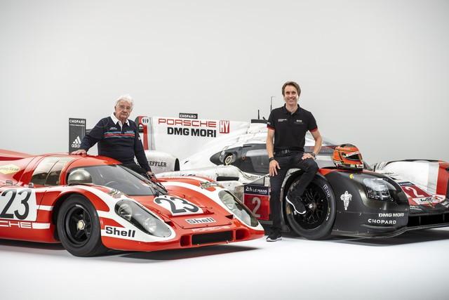 Porsche réuni six prototypes vainqueurs au classement général au Mans S20-4250-fine