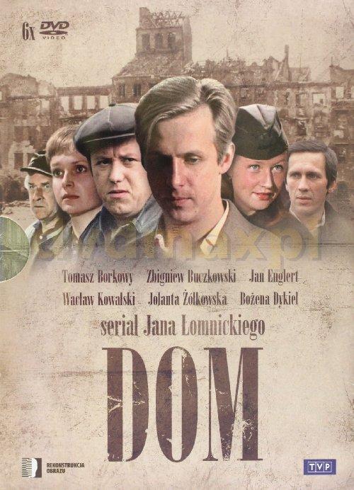 Dom (1980-2000) {Sezon 1-4} {Kompletne Sezony} PL.WEB-DL.XviD-M / Polska Produkcja