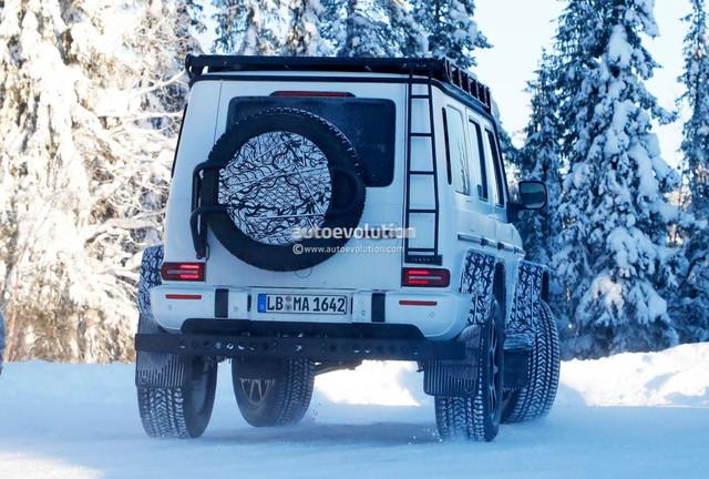 2017 - [Mercedes-Benz] Classe G II - Page 10 7-D5-BF47-D-D3-F8-4085-93-D3-8917-E5-C75300