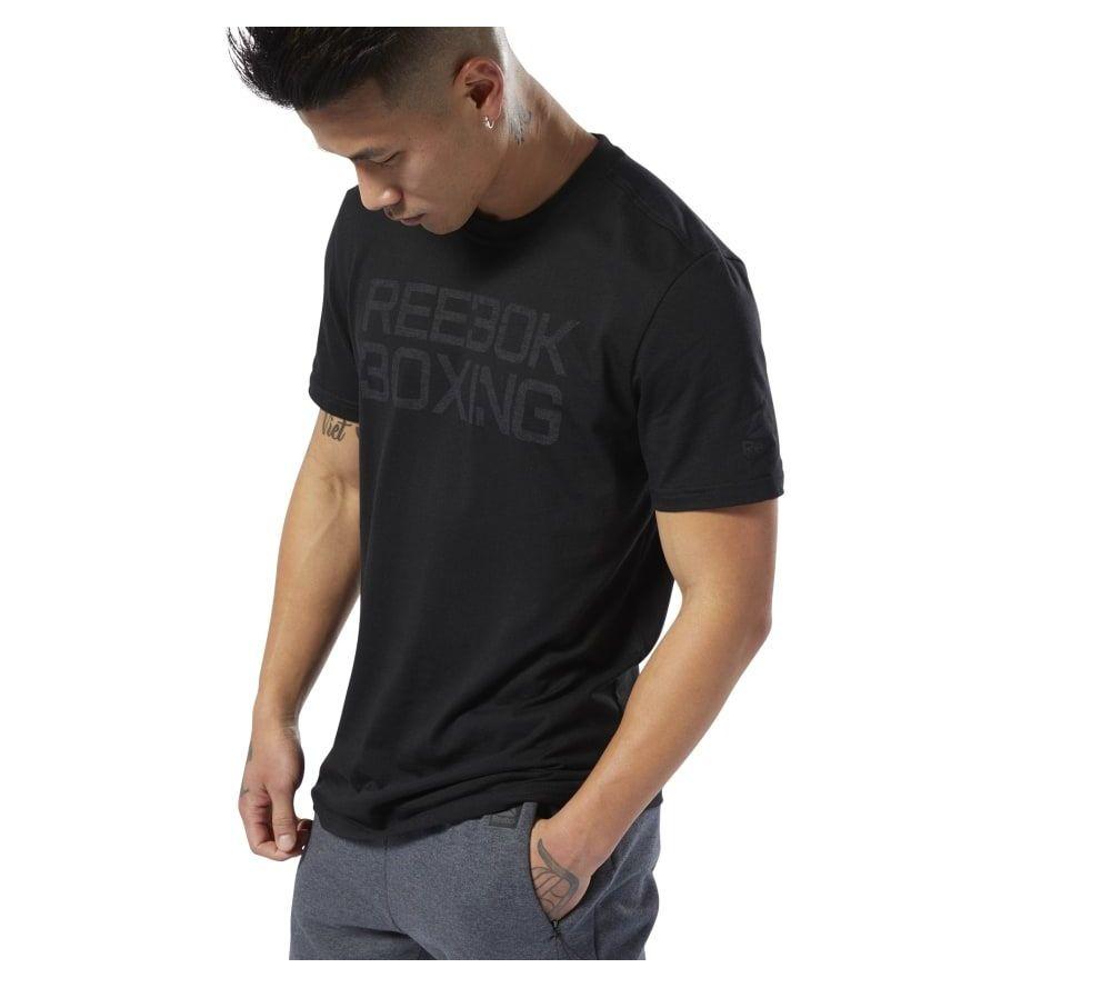 Тренировочная футболка Reebok Boxing Tee