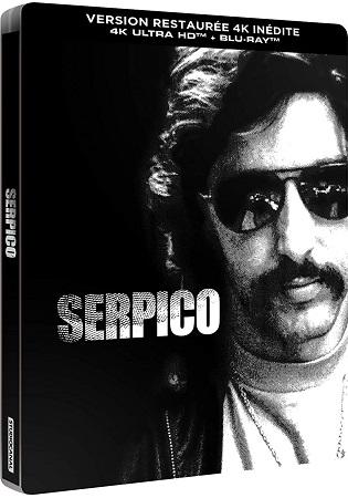 Serpico (1973) BDRA Bluray Full 2160p UHD HEVC 2160p HDR10 Dolby Vision DTS-HD ITA LPCM ENG Sub - DB