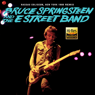 Bruce Springsteen - 1980-12-31 Nassau Coliseum, New York (Remixed and Remastered) (2019) FLAC  [24bit Hi-Res]