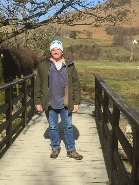 John Albone Buttermere bridge Cumbria April 2018 003.jpg