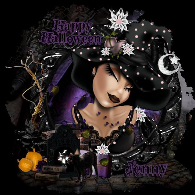 AMujica-cluster-frame-halloween