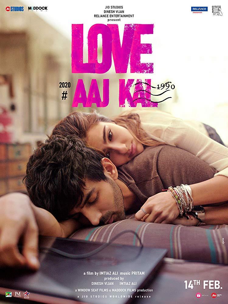 Love Aaj Kal (2020) Hindi PreDVD x264 AAC Download