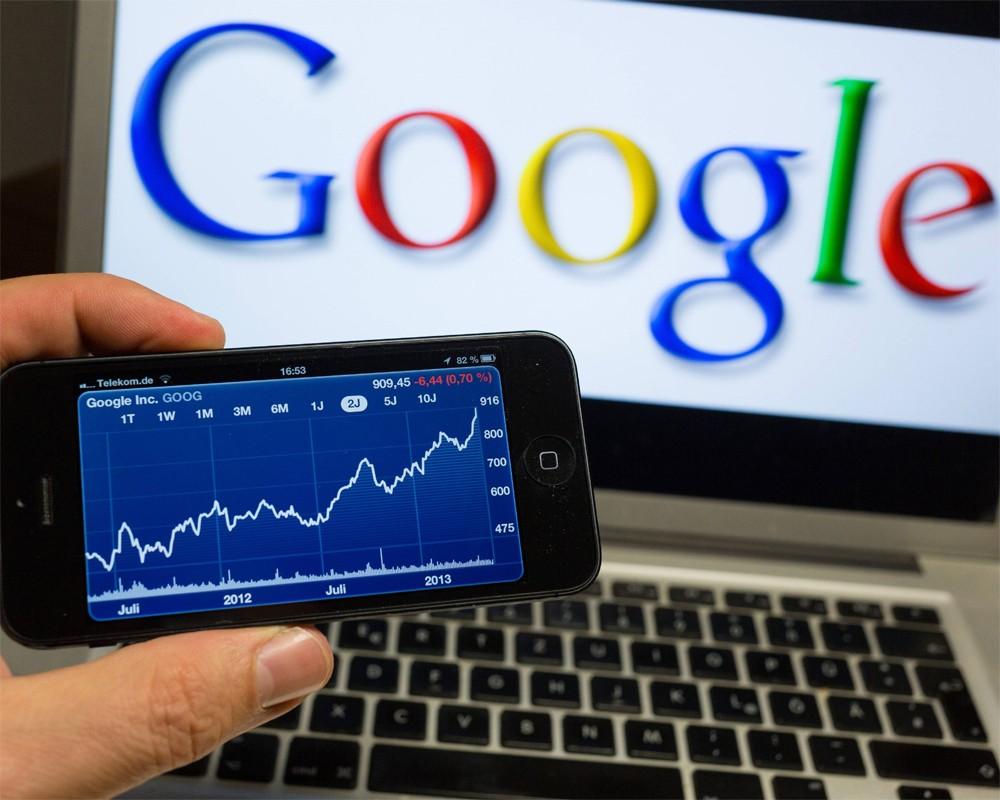 акции гугл купить