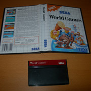 [VENDUS] 28 jeux MASTER SYSTEM -> 100€ FDPIN World-Games